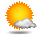 Jacksonville, FL - US .:. 66° F .:. High: 83°F Low: 57°F .:. Feels like: 66°F .:. Sunrise: 7:39 am  Sunset: 7:30 pm